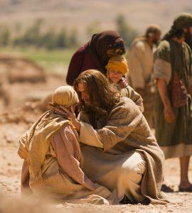 Jésus était-il pleinement humain?